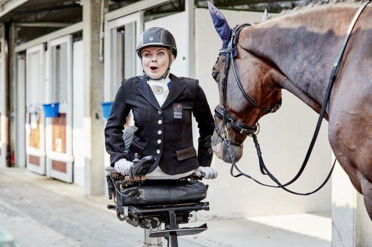 Stinna Kaastrup is an inspiration
