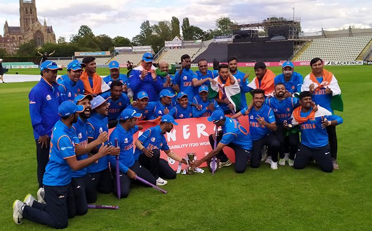 T20 Physical Disability World Series Championship