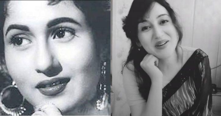 TikTok, Madhubala Look Alike, TikTok Viral Videos, Madhubala On TikTok, Priyanka Kondwal Madhubala
