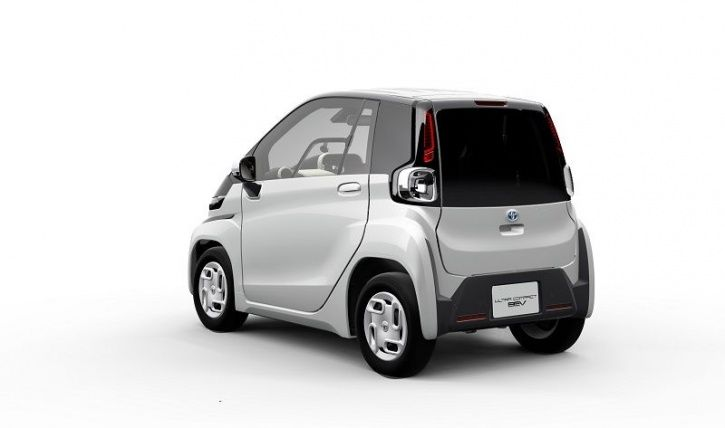 Toyota Compact Electric Car, Toyota Ultra-Compact Battery-Electric Vehicle, Toyota Electric Car, Ele