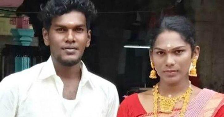 Transgender marriage