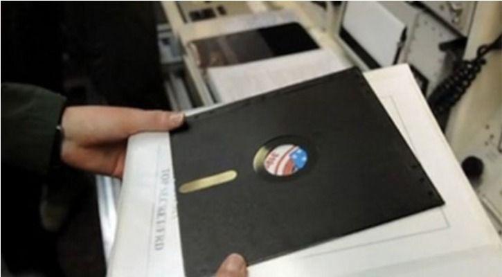 US nuclear floppy