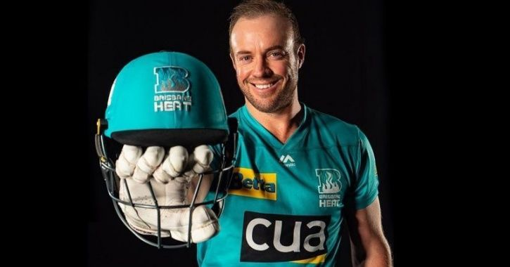 We cannot wait to see AB de Villiers in action