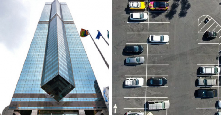 World Most Expensive Parking Spot, Hong Kong, The centre