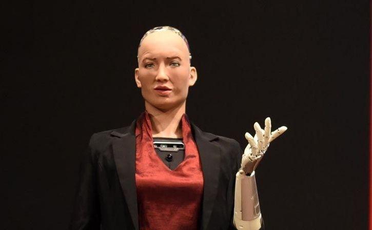 worlds first robot citizen Sophia