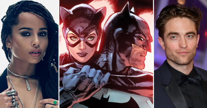 Zoe Kravitz Bags New Catwoman Role opposite Robert Pattinson in The Batman.