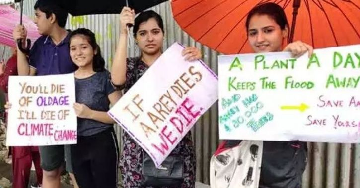 Aarey Protest