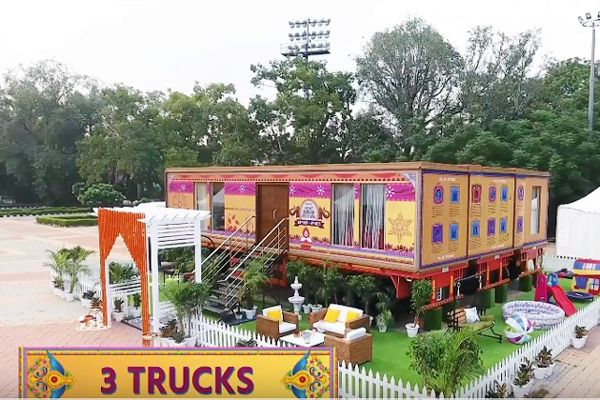 Amazon festive Yatra