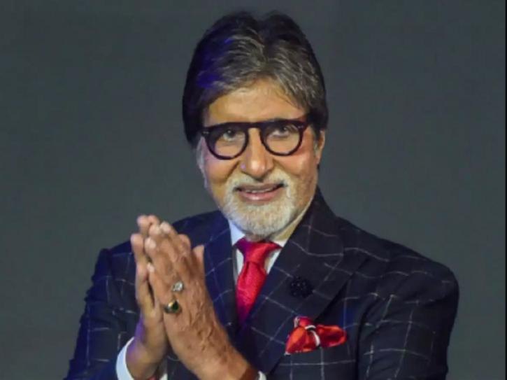 Amitabh Bachchan Is 'Deeply Grateful & So Humbled' On Being Named Dada Saheb Phalke Winner