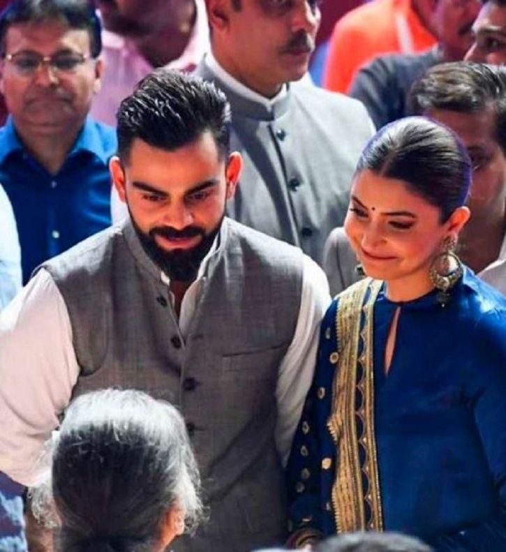 Anushka Sharma  and Virat