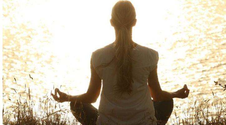 anxiety yoga