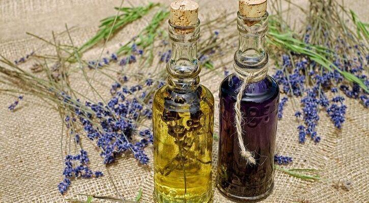 aromatherapy anxiety