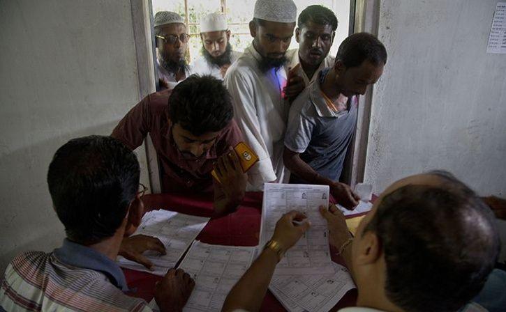 Assam National Register Of Citizens