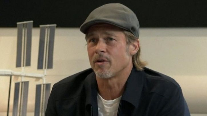 Brad Pitt Video Chats With Astronaut On Space Station, Asks If They Could Spot Chandraayan 2