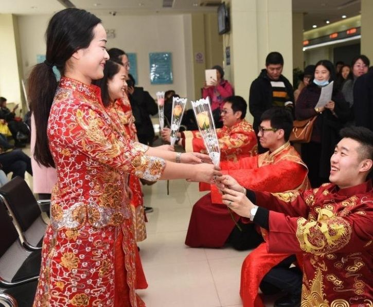 china wedding scam