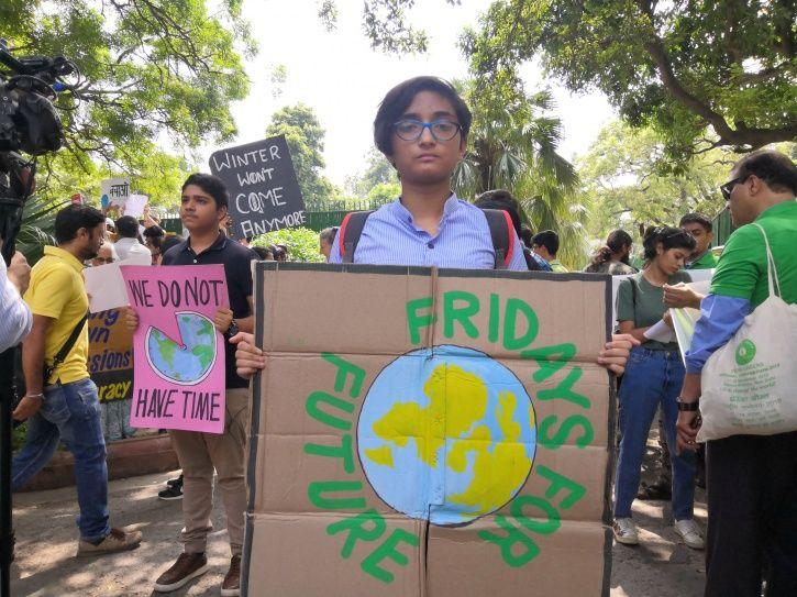 climate strike india