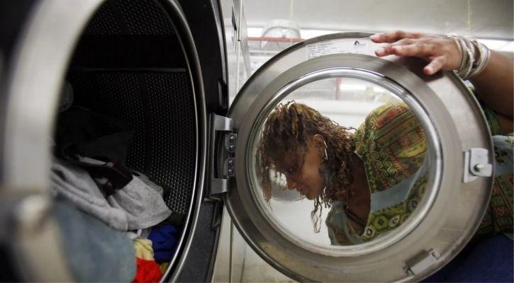 clothes washing microplastics