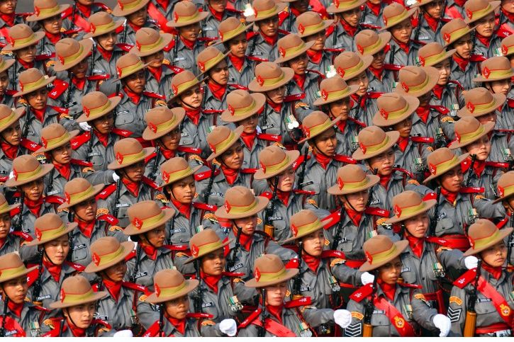 Countering Gender Bias, Indian Army Will Induct 100 Women Soldiers Each Year For The Next 17 Years