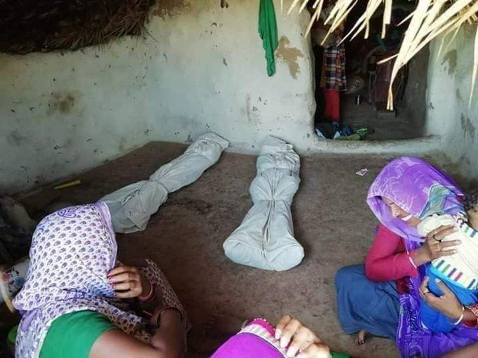 dalit children beaten to death for defecating in the open