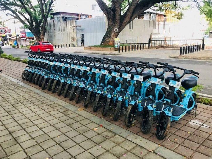 Delhi Metro Electric Bikes, Delhi Metro E-Bike Service, Last Mile Connectivity, DMRC E-Bikes, DMRC F
