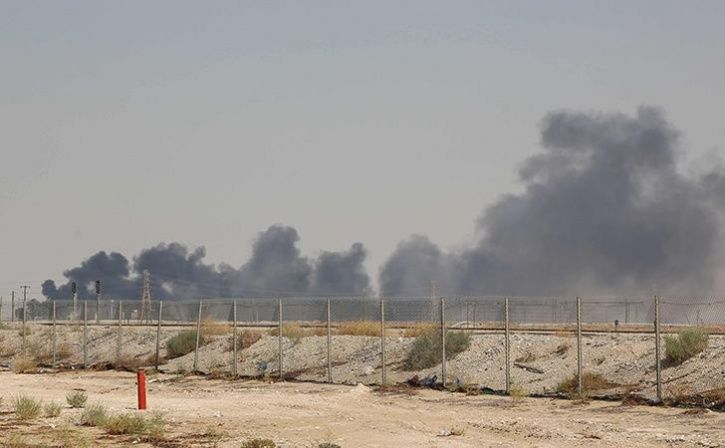 Drone Attack On 2 Factories Suspends Oil Production