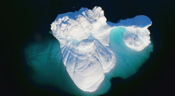 Global Warming Iceberg