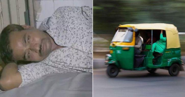 Gujarat Rickshaw Driver