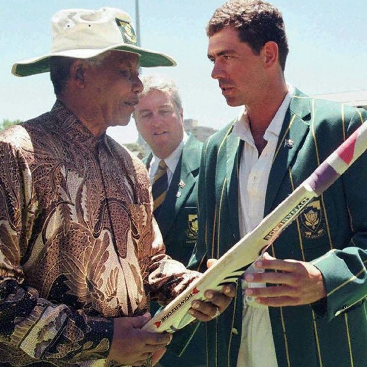 Hansie Cronje was banned for life
