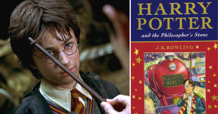 harry potter books banned in school because they contain real life curse and spell.