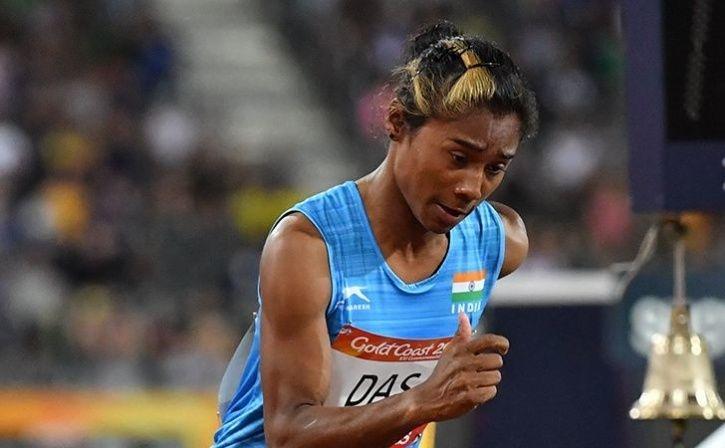 Hima Das won 6  gold medal in less than 2 months