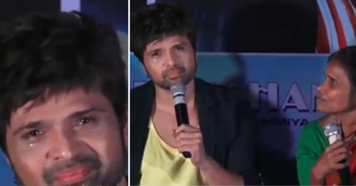 Himesh Reshammiya Breaks Into Tears As Ranu Mondal Talks About Her Journey To Success & Fame