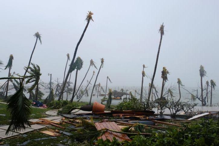 Hurricane Dorian13