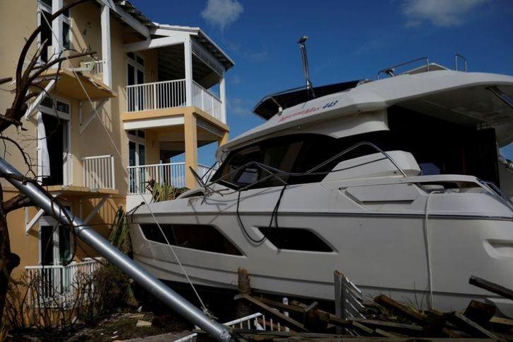 Hurricane Dorian5