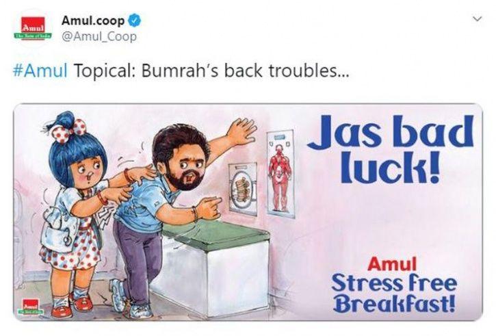 Jasprit Bumrah