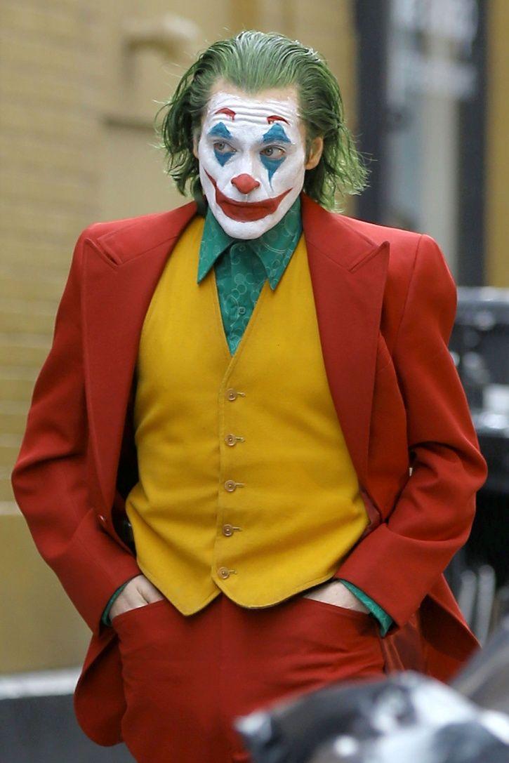 Joaquin Phoenix's Joker.
