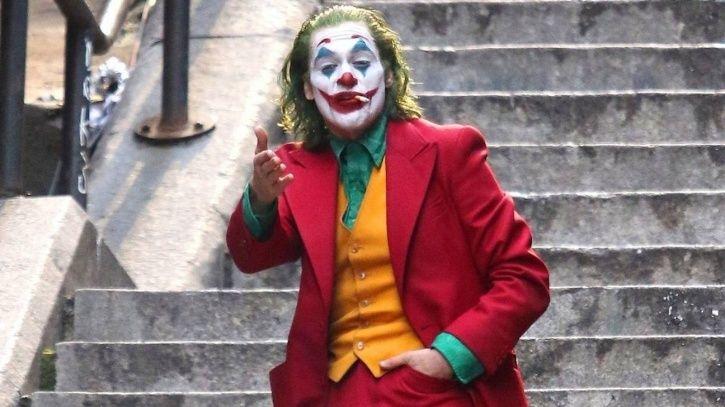 Joaquin Phoenix's Joker movie.