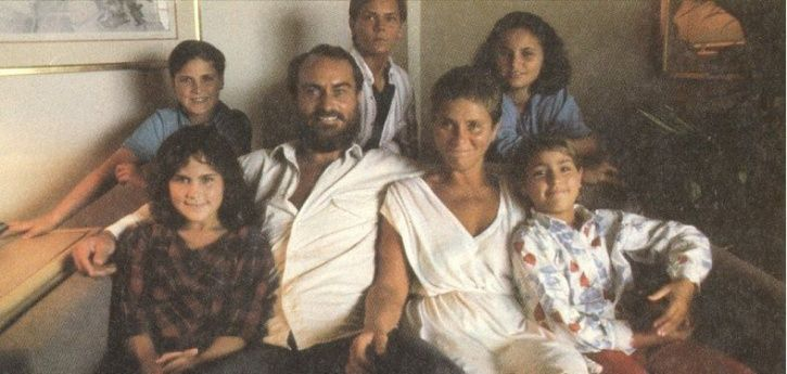 Joaquin Phoenix's parents had joined a controversial cult called Children of God,