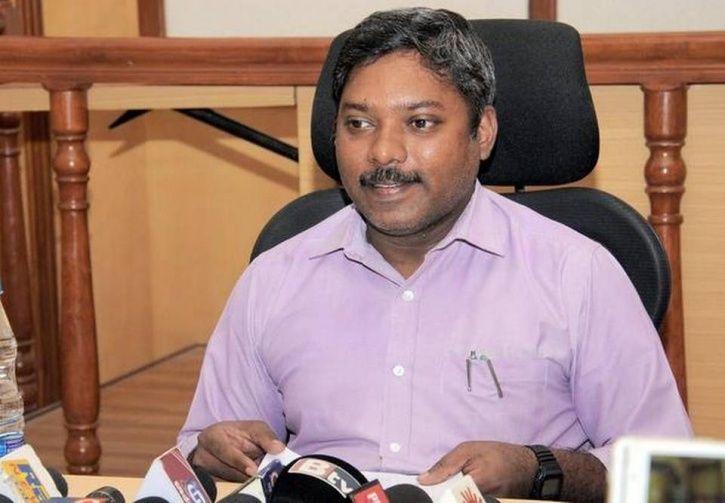 Karnataka IAS officer