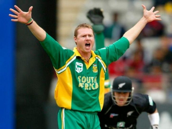 Lance Klusener almost won a World Cup for South Africa