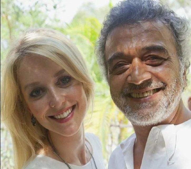 Lucky Ali and Kate Elizabeth Hallam separated in 2017.