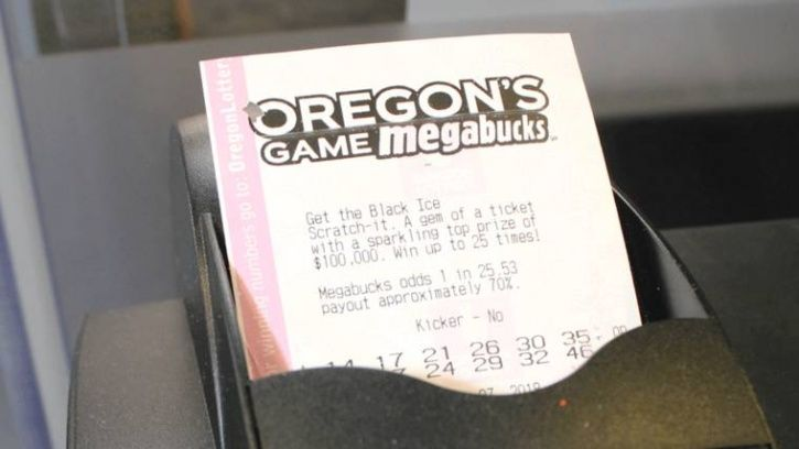 man who beat cancer twice wins the lottery