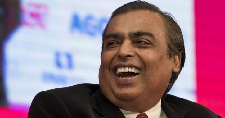 Mukesh Ambani, With Rs 380,700 Crore Net Worth, Is The Richest Indian For The 8th Consecutive Year