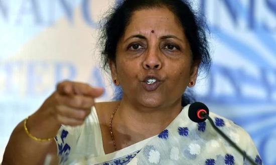 Nirmala Sitharaman blames millennials