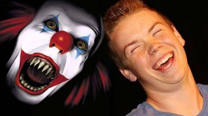 Not Bill Skarsgård, but Will Poulter was the first choice to play Pennywise.