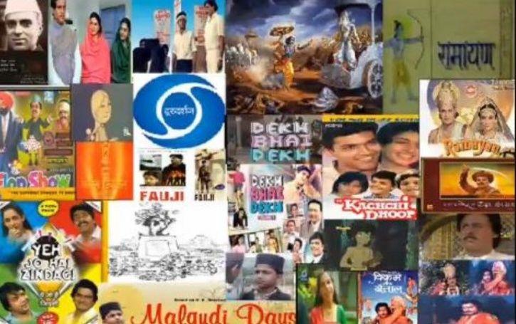 Popular Doordarshan show.