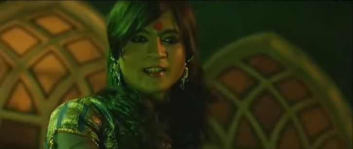 Prashant Narayanan in the role of a transgender in Murder 2.