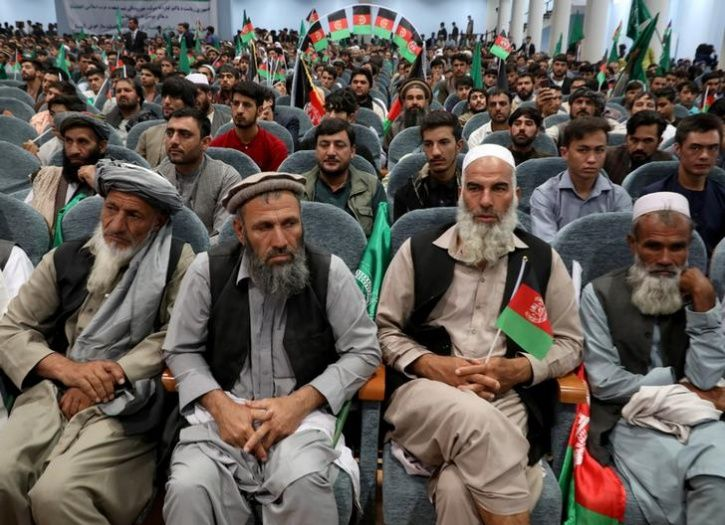 Regional Competition for Shares in Afghan Peace Process