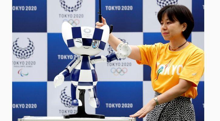 Robots 2020 Olympics