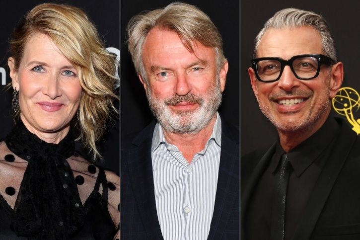 Sam Neill, Jeff Goldblum & Laura Dern To Return For 'Jurassic World 3'