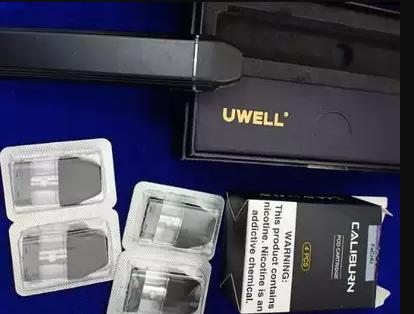 smuggling e-cigarette